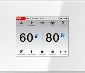La ventilazione meccanica controllata (VMC) garantisce aria fresca e pulita 24/24h; creando un clima interno omogeneo, bilanciato, privo di condense e muffe